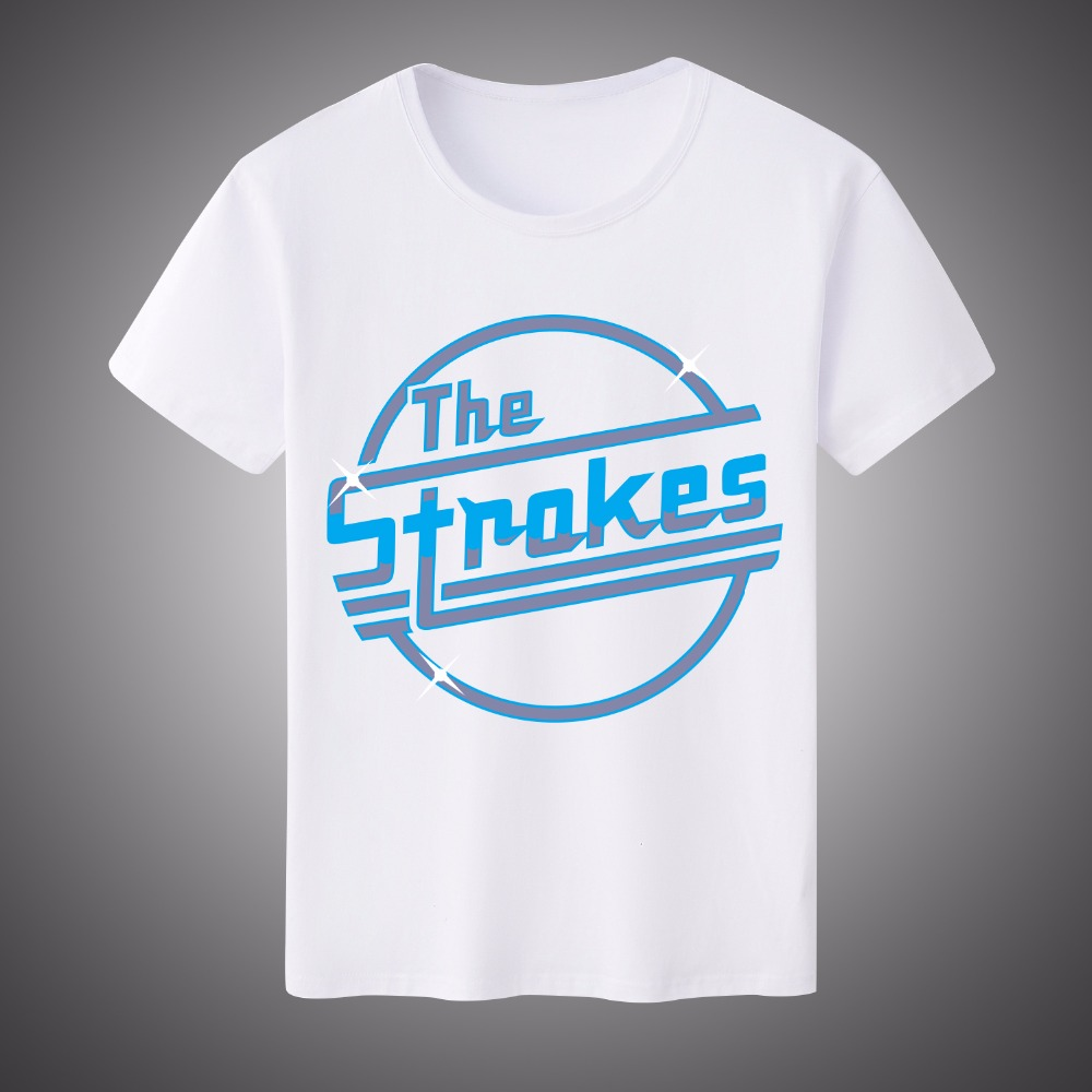adb27a48 Buy the strokes t shirt and get free shipping on AliExpress.com