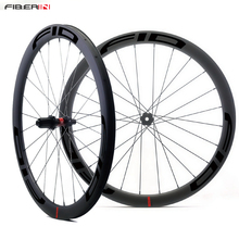 700c FID disc Brake Carbon Road Bike Wheel  Tubular Clincher Tubeless Gravel Cyclocross wheelset