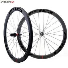 700c FID disk fren karbon yol bisikleti tekerlek tübüler kattığı Tubeless çakıl Cyclocross tekerlek