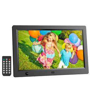 Video-Player Advertising-Machine Digital-Photo-Frame Remote-Control LCD HD with Human-Sensor