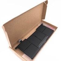 3 PCS A1370 battery for Macbook Air 11.6'' laptop A1375 Battery MC506 MC507L 2010 year