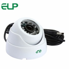 8mm lens 2.0megapixel 1920*1080 H.264 30fps CMOS Aptina AR0330 sensor night vision 1080P video dome cctv security usb camera
