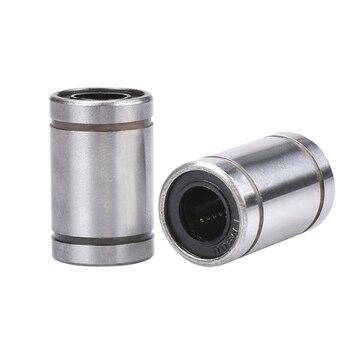 LM8UU 8mm 8x15x24mm Ball Bearing Bush Bushing 8mmx15mmx24mm  for 3D printer parts