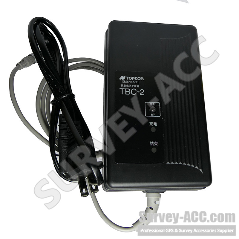 Retail/ Wholesale battery charger TBC-2 for Topcon total station BT-52QA,BT-50Q,BT-56Q NI-MH Battery цена