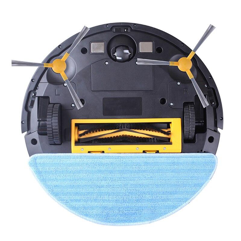 LIECTROUX C30B robot aspirateur, Carte de navigation, 3000 Pa Aspiration,, Smart Mémoire, affichage de la carte sur Wifi APP, Électrique réservoir d'eau - 6