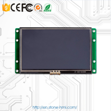 4 inch TFT LCD display module with driver & controller board & serial interface цена