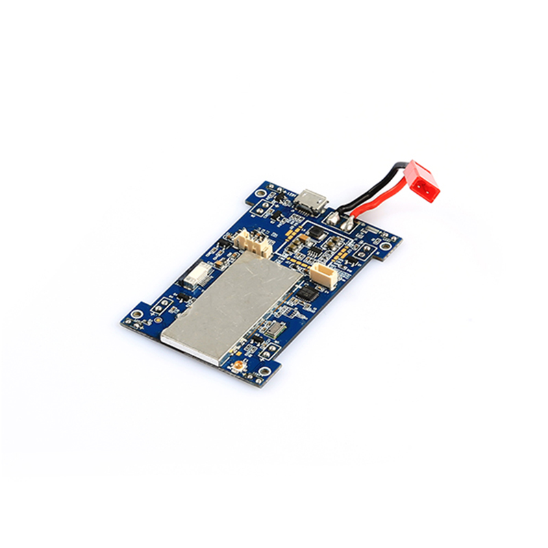 Hubsan H502S H502E RC Quadcopter Spare Parts 2.4G Receiver Module PCBA Board for RC Camera Drone Helicopter Accessories H502-13 hot sale dm007 rc quadcopter spare parts receiver board for rc camera drone accessories