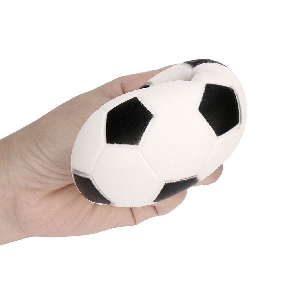 Mobile Phone Straps 1 Pc Squishy Football Baseball Backetball Volleyball Squeeze Toy Soft Slow Rising Decompression Antistress Sport Squeeze Ball