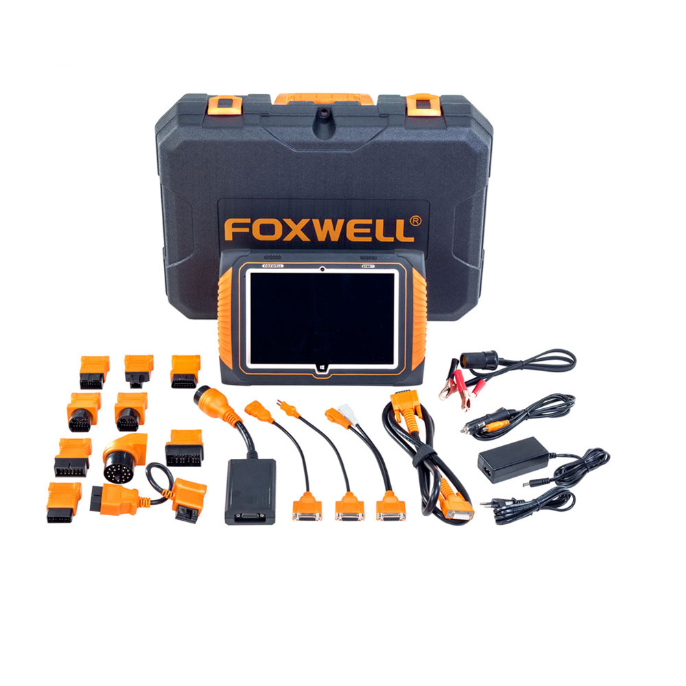 FOXWELL GT80 PLUS Diagnostic Platform Automotive Tool GT80 PLUS For Latest Models Multi-languages