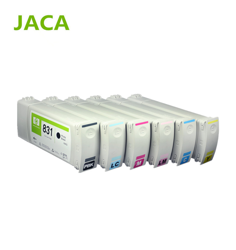 Excellent Cartridge for HP 831 Latex 300 310 330 360 370 in 775ML with Latex ink jzl memoria pc3 10600 ddr3 1333mhz pc3 10600 ddr 3 1333 mhz 8gb lc9 240 pin desktop pc computer dimm memory ram for amd cpu