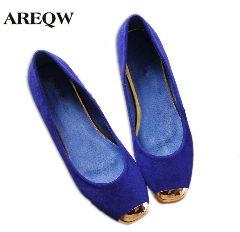 AREQW 2017 Women Fashion Casual Shoes High Quality New Flat Women's Shoes Korea Flat shoes Big Yards Women's Shoes Euro size 10 hot sale new products for women s shoes flat sheet canvas shoes camouflage roses multicolor big yards 42