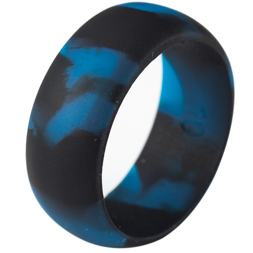 9MM Size 5 15 Silicone Ring Rubber Multi Color