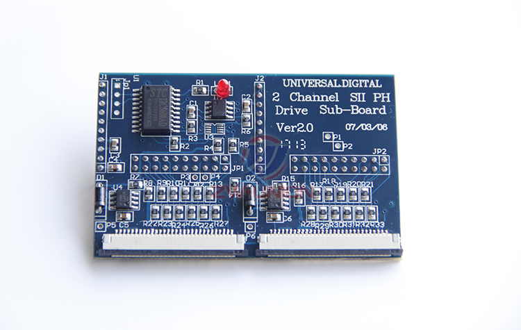 pci printhead capping board for infiniti inkjet printer