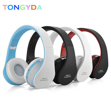 Headset with Microphone Wireless Bluetooth Headphones For Tablet TV PC Mobile phones Bluetooth On Ear Headphone for Women Girl new tv rechargeable multifunction 2 4g wireless headset tv headphones with microphone for tv pc ipad phones mp3 gifts