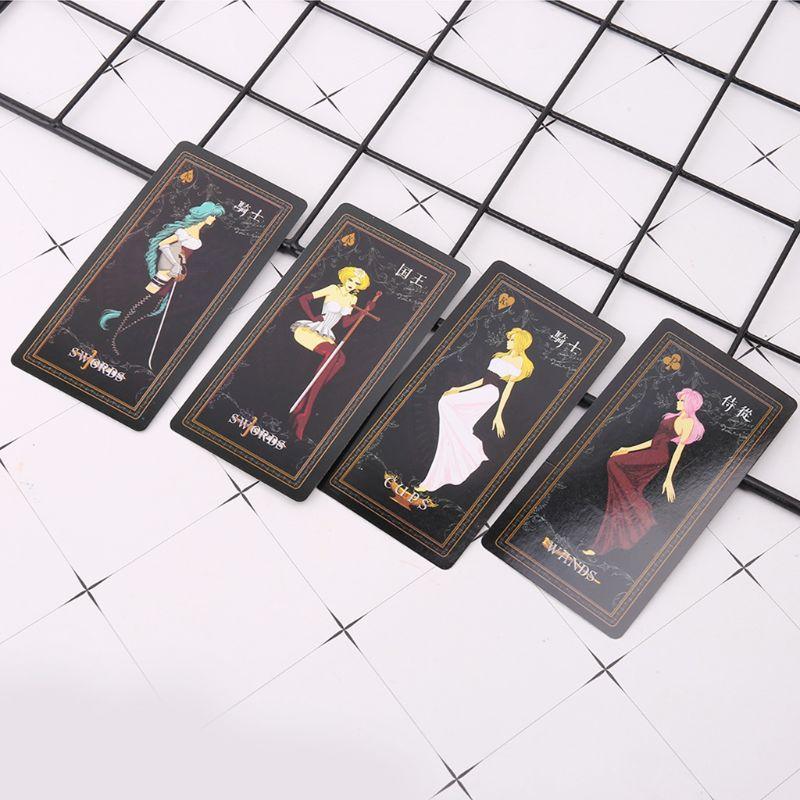 Rider-Waite Tarot Deck Fate Love Mysterious Divination Astrology Board Game