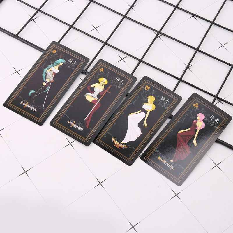 ライダー Waite タロットデッキ Fate Love 神秘的な占い占星術ボードゲーム