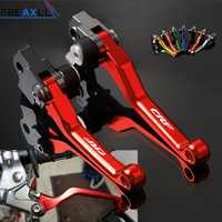 Für Honda CRF150F CRF150R CRF 150 L F R CRF150 R F L Aluminium Motorrad Pit Zubehör Motocross Dirt Bike bremse Kupplung Hebel
