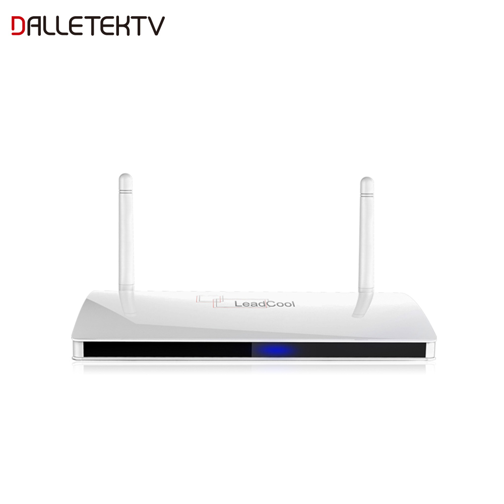 Leadcool Android 8.1 TV Box 8G 16G RK3229 Mali400MP Support 4K 2.4G Wifi HDMI 2.0 Leadcool Smart TV Box Media Player for TV Box