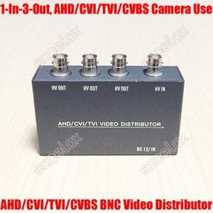 Image 5 - MINI 1 ใน 4 OUT 5MP 4MP 3MP 2MP AHD CVI TVI CVBS BNCผู้จัดจำหน่ายวิดีโอAMP SplitterสำหรับCoaxial analog HDกล้องวงจรปิดความปลอดภัยกล้อง