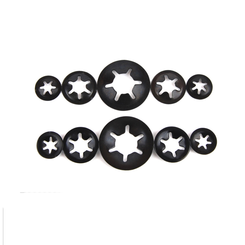 Starlock star lock push-on washer for shafts M12 pack 10,retain wheels toys//pram