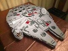 Tuğla 05033 5265 Adet Star Wars Ultimate collector Millennium Falcon Modeli Bina Kiti Blokları Tuğla Oyuncak Hediye Uyumlu 10179