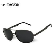 2016 gafas de Sol Polarizadas de Los Hombres Retro Vintage Gafas de Diseño de Marca de Moda Gafas de Sol Polarizador Gafas De Sol Hombre 8993