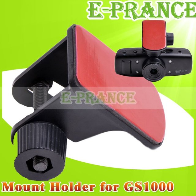 Hot Sale 3M Car DVR Bracket Car DVR Mount Holder for Car DVR GS1000 GS2000 GS5000 V1000GS Free Shipping