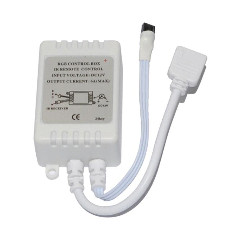 Lâmpadas Led e Tubos conduziu luzes de tira 4 Tipo de Ítem : Rgb Controler 12v Controller
