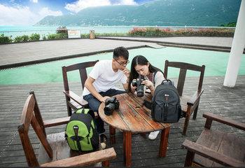 NEW Professional Large Camera Bag Camera Case Backpack Knapsack For DSLR SLR Nikon Canon Sony Fuji Pentax Samsung D2820