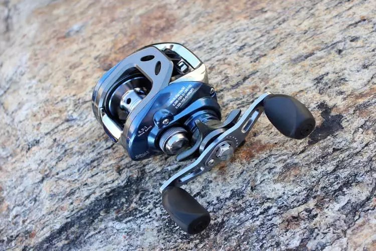 Bait Casting Reel High Speed 6.31 Saltwater Fishing Reel Light Weight LeftRight BlackBlue Aluminium Alloy Jigging Reel  (3)