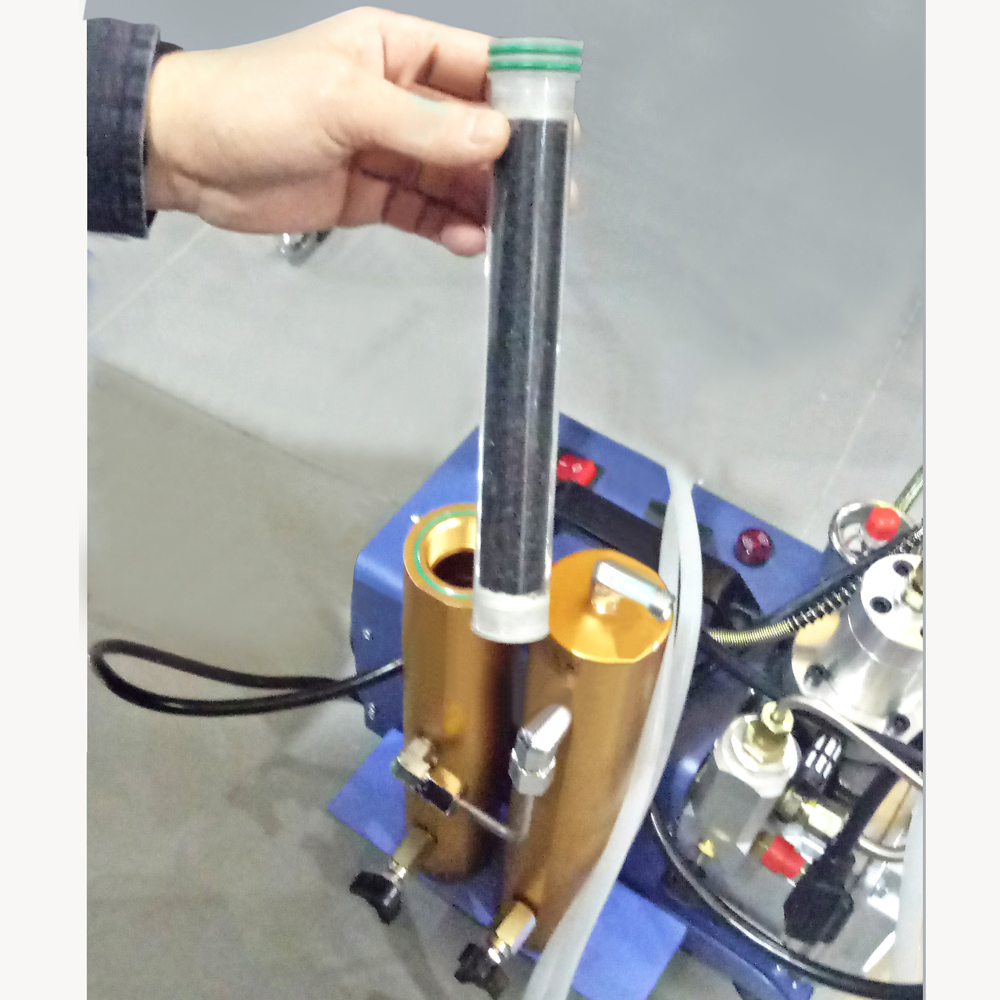 Air Filter Compressor Oil-Water Separator Parts High Pressure 40Mpa 300bar Pump