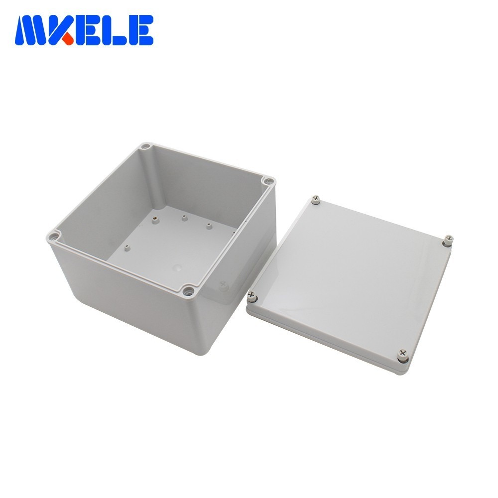 Waterproof Enclosure Cable Junction Box DIY Plastic Box Electric Outdoor Electronics Project Case 200*200*130MM Free shipping цены