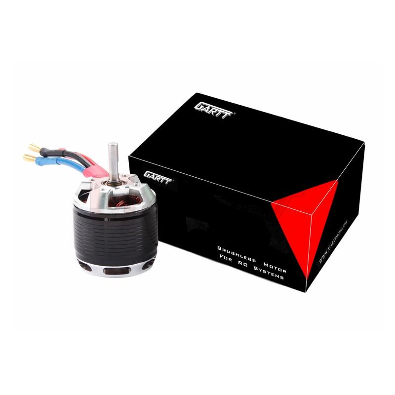 Gartt HF 1600KV 1700W Brushless Motor For 500 Align Trex RC Heli Black цена и фото