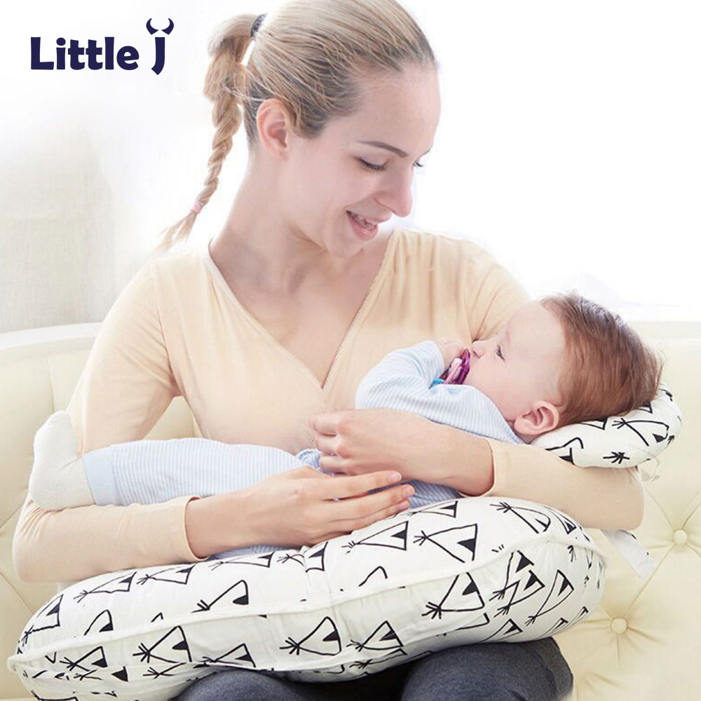 2Pcs/Set U-Shaped Maternity Pillows Baby Breastfeeding Cuddle Neck Protector Pillow Infant Newbron Feeding Nursing Waist Cushion waist support baby nursing breastfeeding pillow soft baby learning sit pillow multi function baby pillows almofada infantil