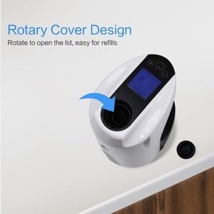 Image 5 - Desk Mounted Hand Free Bathroom Automatic Sensor Spray  Dispenser Hand Wash Hotel Liquid Soap Dispenser