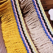 1yards/lot Sewing Fringe Tassel Trim Thin Lace Decoration Silk Tassel Fringe Trim Tassels for Jewelry Diy Clothes Accessories fringe trim tweed blouse