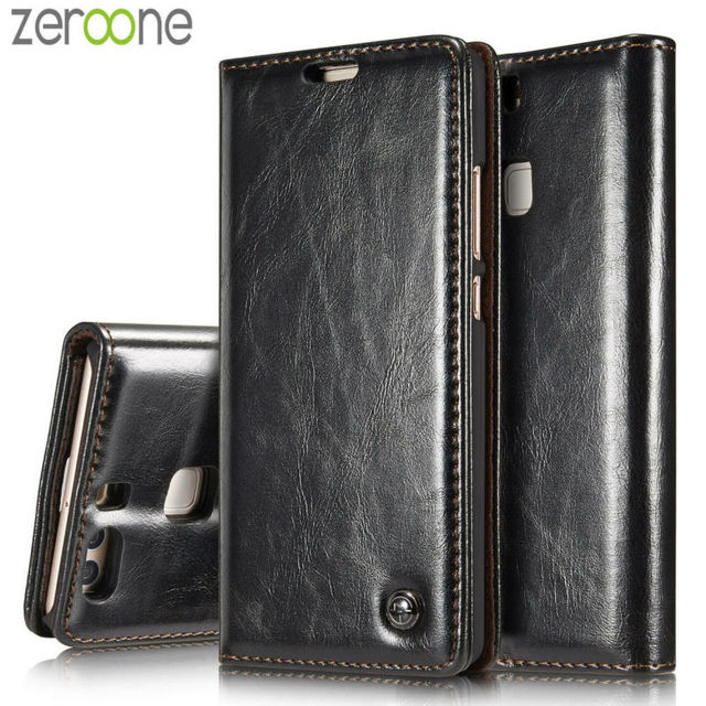 cheap for discount 32ec5 c0a19 US $10.62 |Original For Huawei P9 Lite Case Luxury Genuine Leather Magnetic  Flip Phone Case For Huawei P10 Lite Wallet Cover Case Mate 9-in Wallet ...