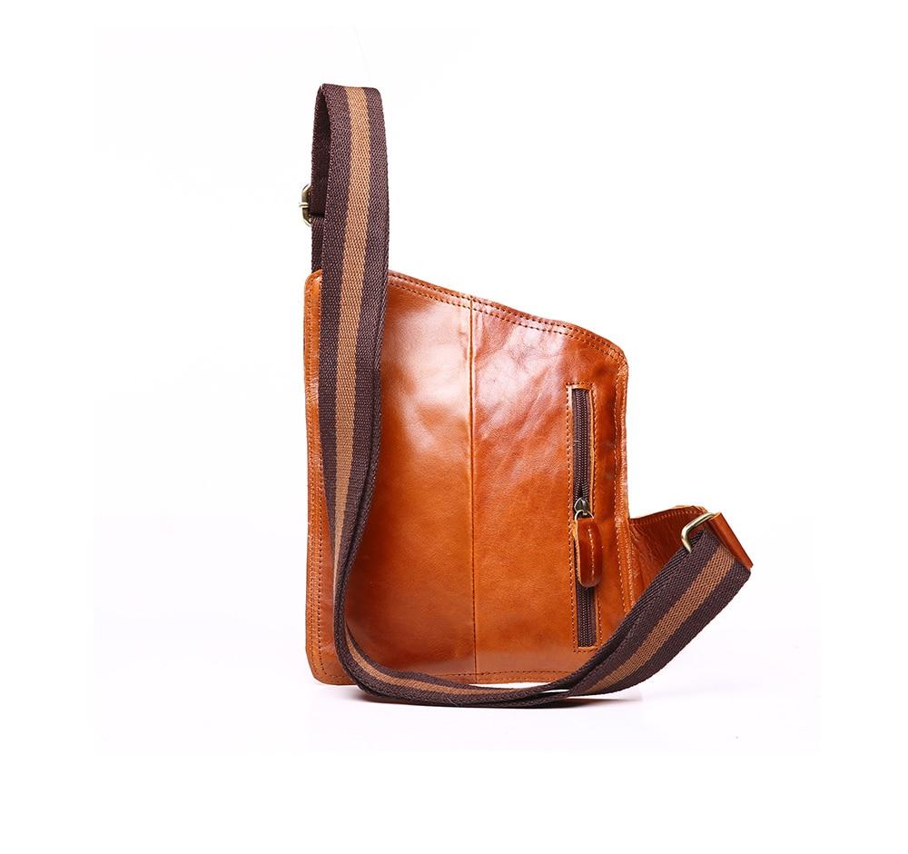 B214---Genuine Leather Men Chest Bag _01 (15)