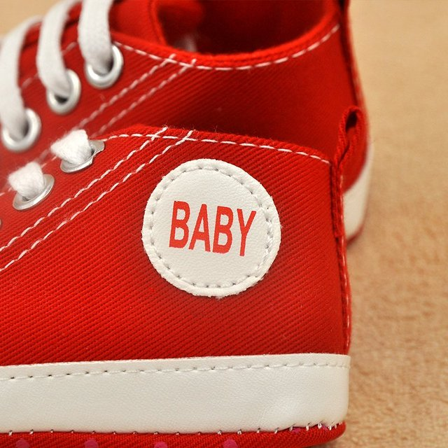 Canvas Baby First Walkers