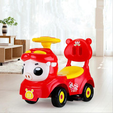 Triciclo Infantil Bebek Arabasi Baby Walker Scooter Three Wheels Bike Baby Ride on Car Baby Car Ride on Toys for Children Gifts 4 colors baby stroller children car walkers with wheels children trolley slippery car skateboard baby walker scooter