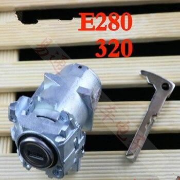 Auto Links türschloss zylinder für Benz E280 E320 Centrol Schloss zylinder