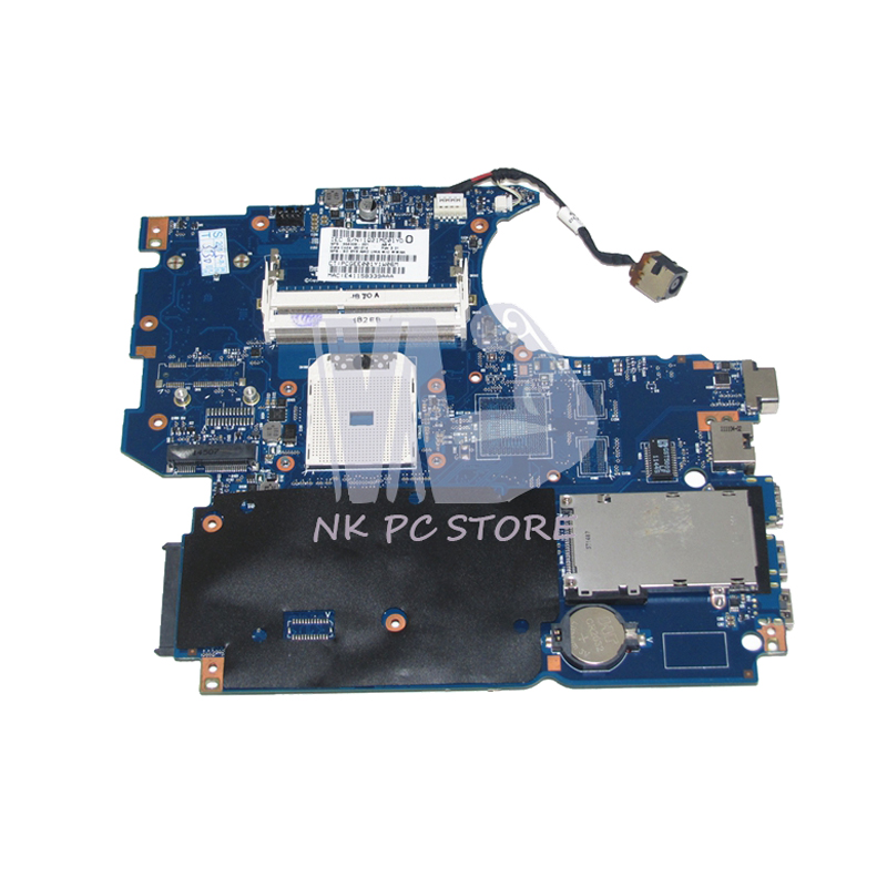 цена на NOKOTION 654308-001 Main Board For HP ProBook 4535 4535S Laptop Motherboard Socket FS1 DDR3 Full tested