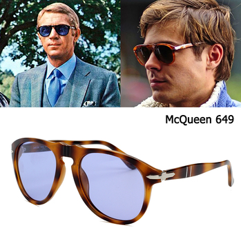 diseño innovador 664b6 a67ed Clásico Vintage JackJad 649 piloto Steve McQueen estilo gafas De Sol  polarizadas conducción De los hombres De diseño De marca, gafas De Sol,  gafas De ...