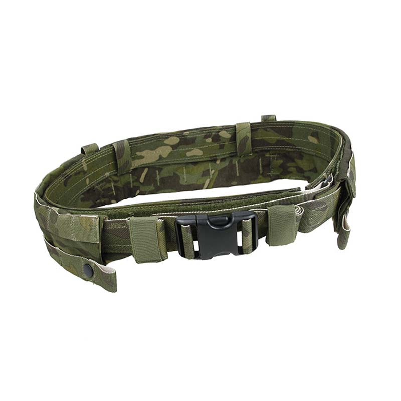 TMC NEW Multicam Tropic GEN2 MRB2 0 Belt Tactical Military Molle Waist Belt Combat Airsoft Waist