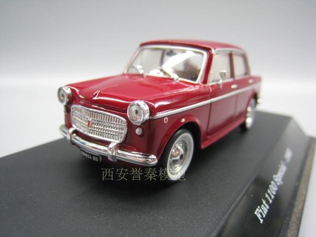 Star Line 1 43 Fiat 1100 Special 1960 Alloy Model Car Diecast Metal