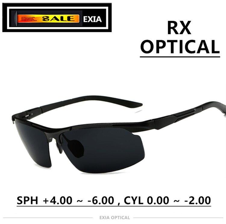Prescription Men Sunglasses RX Optical Lenses MR 8 1 61 Index Super Tough KD 114 Series
