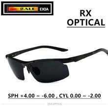 цена на Prescription Men Sunglasses RX Optical Lenses MR-8 1.61 Index Super Tough KD-114 Series