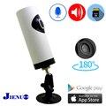 Панорамная ip-камера Wi-Fi Wide Angle180 градусов двухсторонняя голосовая камера видеонаблюдения беспроводная Аудио Инфракрасная домашняя камера ...