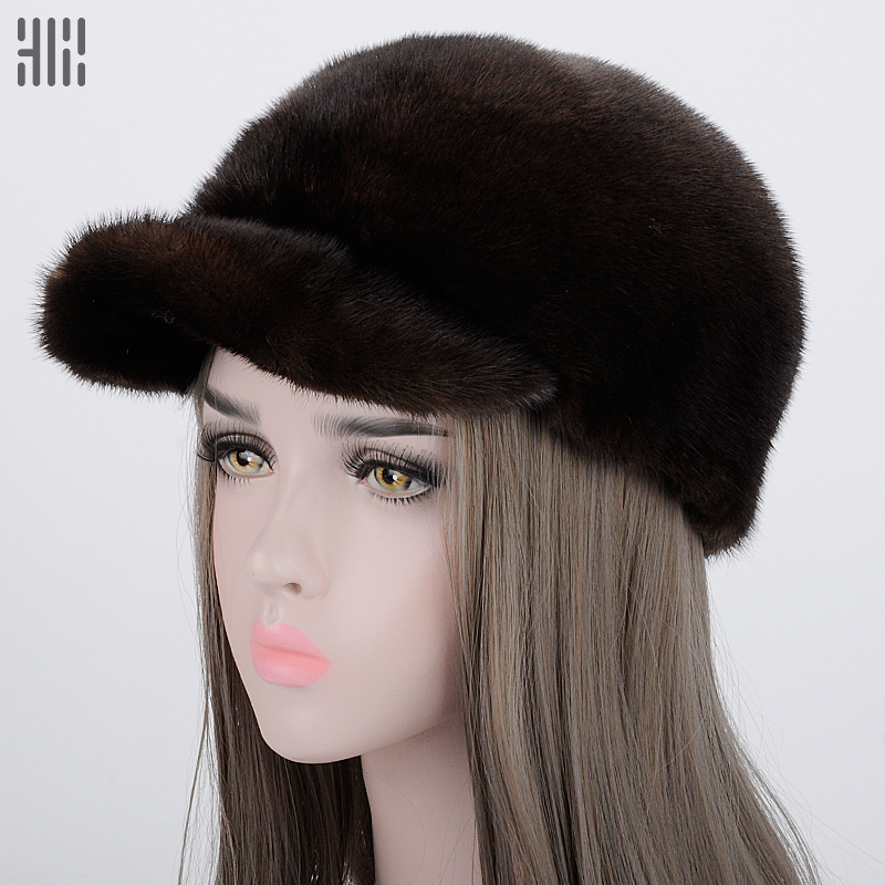 Winter Hat 2017 Top Women Fashion Special Offer Solid Adult Winter Fur Hat Natural Fox Autumn And Female Bomber Complete Mink zildjian 14 k custom special dry fx hat top