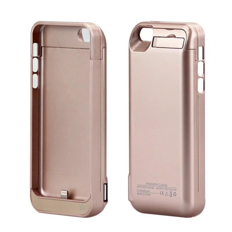 c78c967fded venta caliente SYR 4200 mAh Caso de Reserva Del Cargador de Batería Externa  Power Pack Banco Accesorios Del Teléfono Móvil para el iphone 5/5S/5c SÍ ...